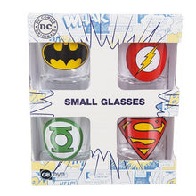 Load image into Gallery viewer, Superhero Shot Glasses