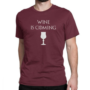 Wine Is Coming