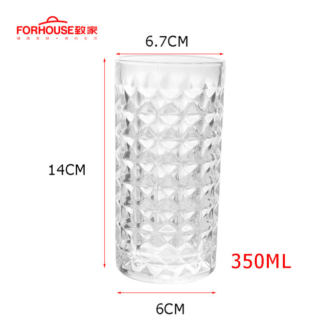 Tall Whiskey Glass
