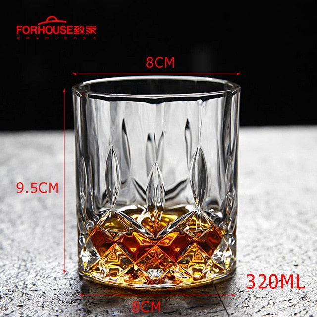 Classic Whiskey Glass