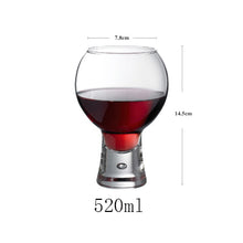 Load image into Gallery viewer, Perched Wine Glass