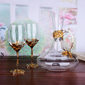 Decanter & Glass Set