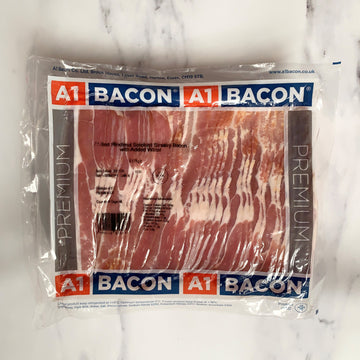 A1 Smoked Streaky Bacon - 2.27kg