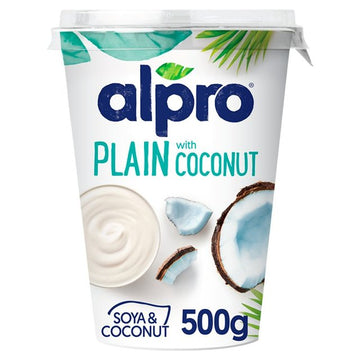 Alpro Coconut Yoghurt - 500g - Food Republic Services Ltd.