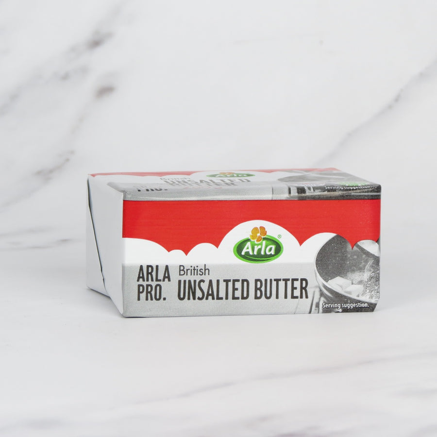 Arla English Unsalted Butter - 250g