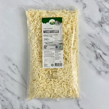 Arla Grated Mozzarella (Large Shred) - 2kg