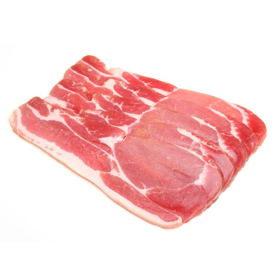 Smoked Back Bacon - 400g - Food Republic Services Ltd.