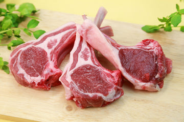 Barnsley Lamb Chops (2 x double) - Food Republic Services Ltd.