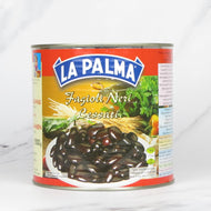 3kg tin of La Palma black turtle beans