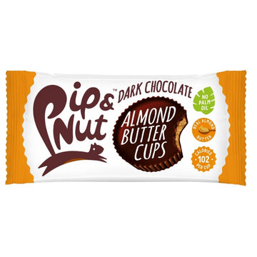 Pip & Nut Milk Chocolate Peanut Butter Cups - 15 x 34g - Food Republic Services Ltd.