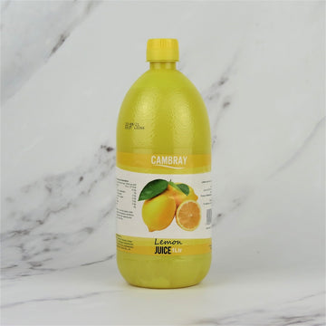 Lazy Lemon Juice - 6 x 1 Litre