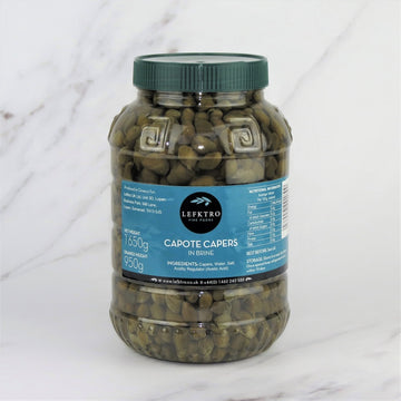 Capote Capers - 1.5kg