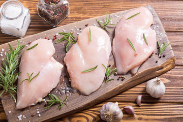 Chicken Breast Fillets - 1kg - Food Republic Services Ltd.