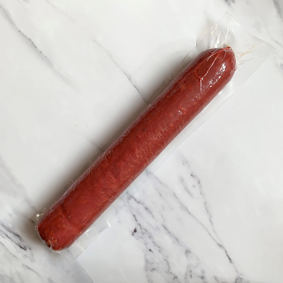Chorizo Vela Picante Stick - approx 2.15kg - Food Republic Services Ltd.