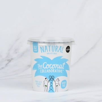 Coconut Collaborative Yoghurt (Vegan) -  6 x 350g