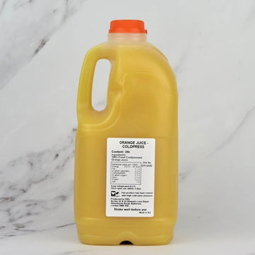 Coldpressed Orange Juice - 2Ltr