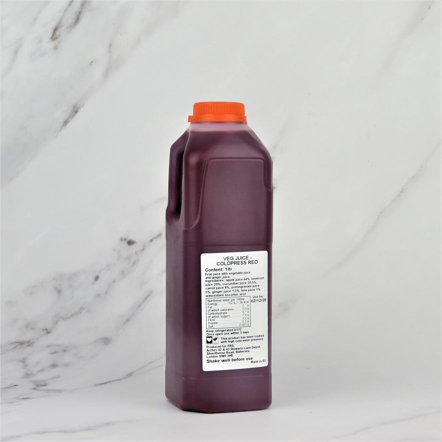 Coldpressed Red Juice - 1ltr