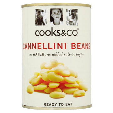 Cannellini Beans - 400g - Food Republic Services Ltd.