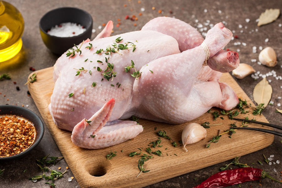 Corn-fed Whole Chicken - approx 1.4kg - Food Republic Services Ltd.