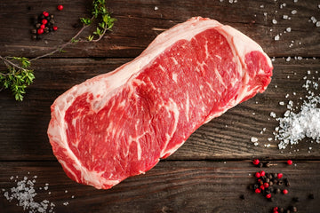 28 Day Dry Aged Sirloin Steak - 400g - Food Republic Services Ltd.