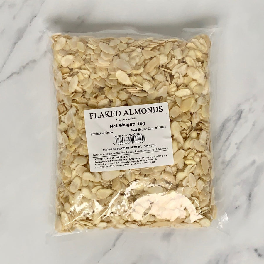 Flaked Almonds - 1kg