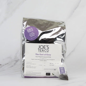 Joe's Organic Earl Grey Tea - 100 bags