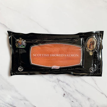 John Ross Jr Smoked Salmon - 400g