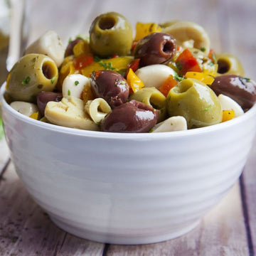 Mix Marinated Olives - 3kg - Food Republic Services Ltd.