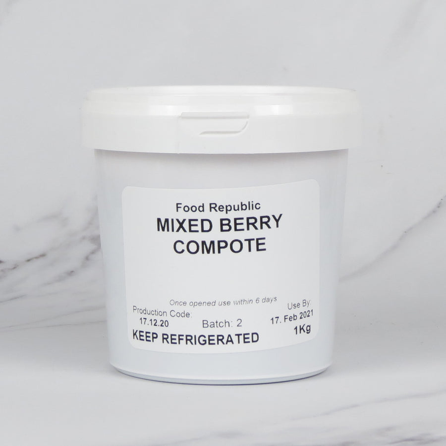 Mixed Berry Compote - 1kg