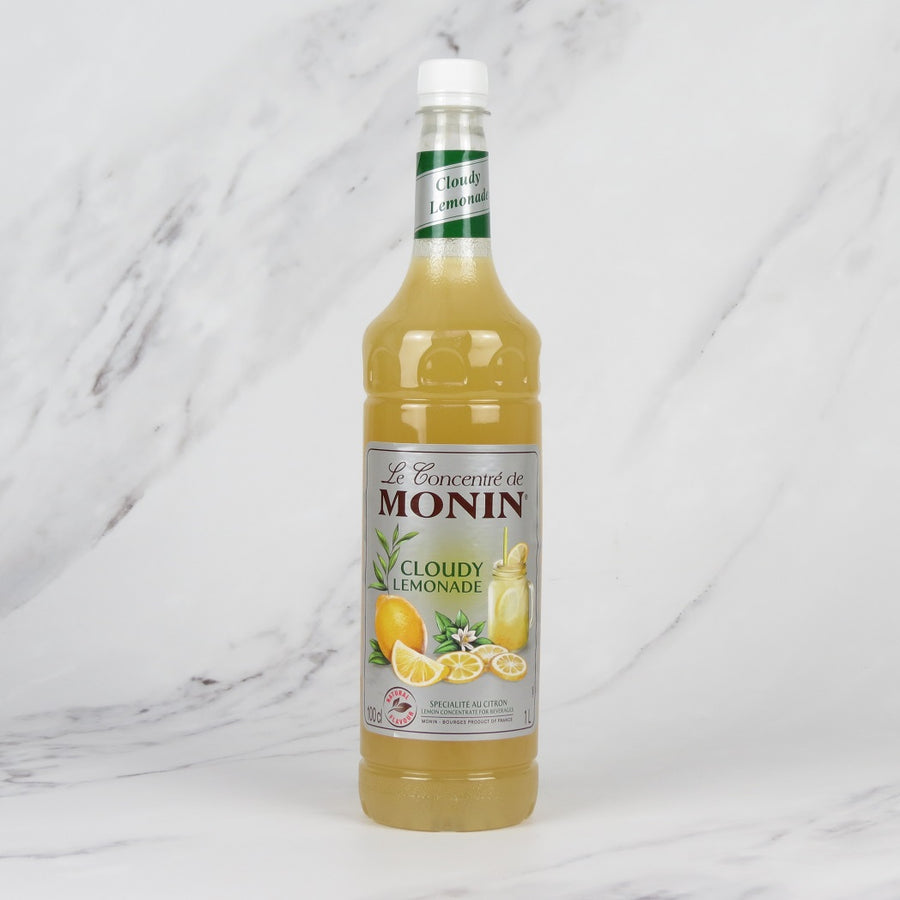 Monin Cloudy Lemonade Syrup - 1 Litre