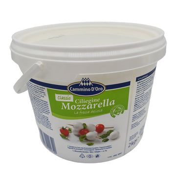 Mini Mozzarella Pearls - 1kg - Food Republic Services Ltd.