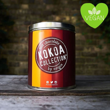 1KG Organic Vegan Hot Chocolate Powder (Kokoa Collection) - Food Republic Services Ltd.