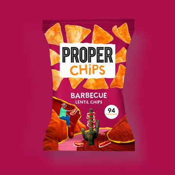 Barbeque Properchips - 24 x 20g