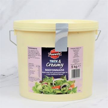 Pauwels Thick & Creamy Mayonnaise - 5kg