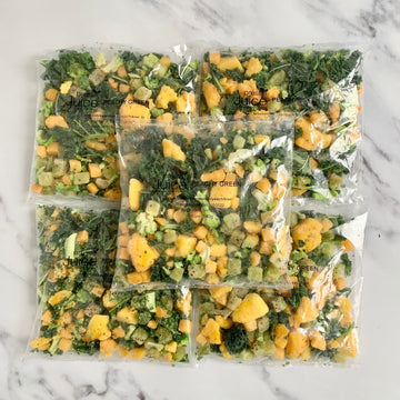 Peachy Green Smoothie Mix - 30 x 140g