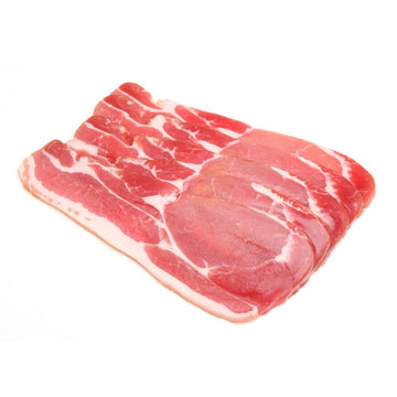 Unsmoked Back Bacon - 400g - Food Republic Services Ltd.