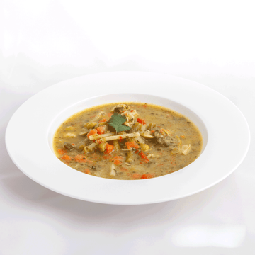 Green Thai Chicken Soup - 2kg