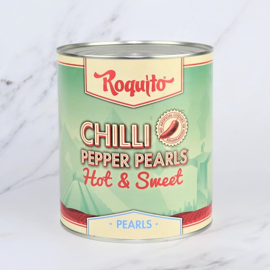 Roquito Chilli Pepper Pearls - Hot & Sweet - 3kg