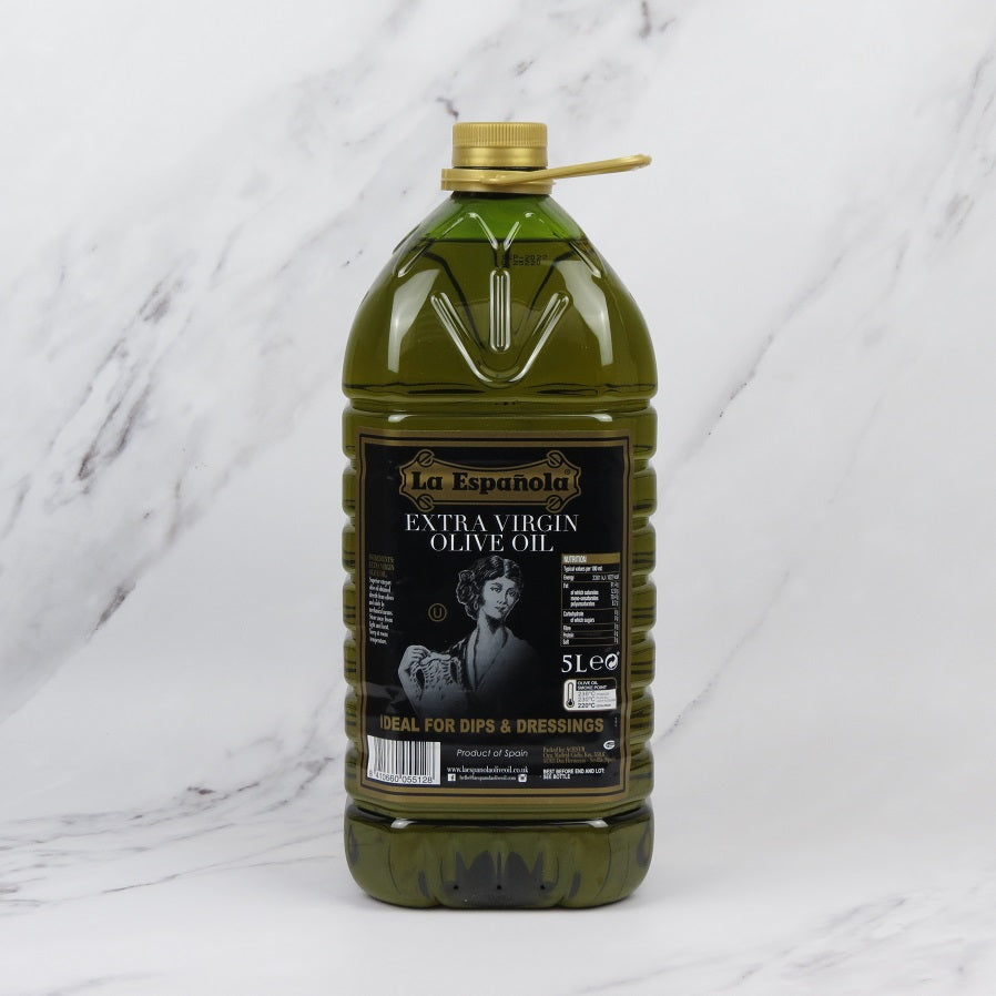 Extra Virgin Olive Oil (Spanish) - 5ltr