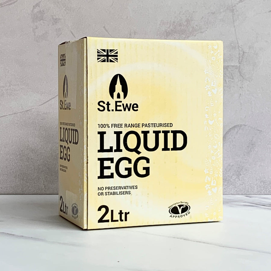 St Ewe 2 Litre Liquid Whole Egg (Free Range)