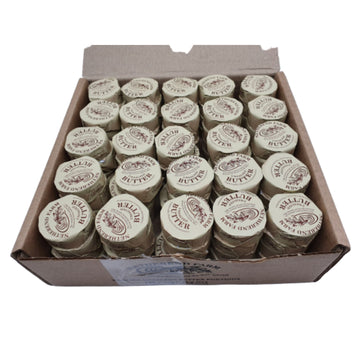Netherend Butter Portions - 100 x 10g - Food Republic Services Ltd.