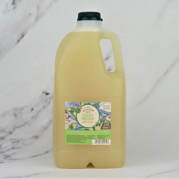 Pressed Cloudy Apple Juice - 2.27 Litre