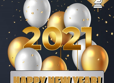 Happy New Year!  Looking Forward to 2021