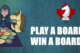 Contest: Play a Board Game Win a Board Game!