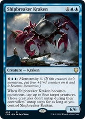 Shipbreaker Kraken [Commander Legends] | Black Knight Games