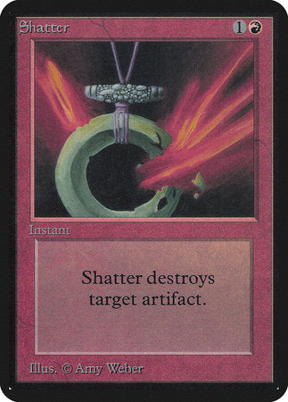 Shatter [Limited Edition Alpha] | Black Knight Games