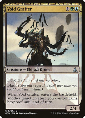Void Grafter [Oath of the Gatewatch] | Black Knight Games