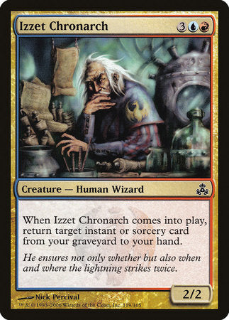 Izzet Chronarch [Guildpact] | Black Knight Games