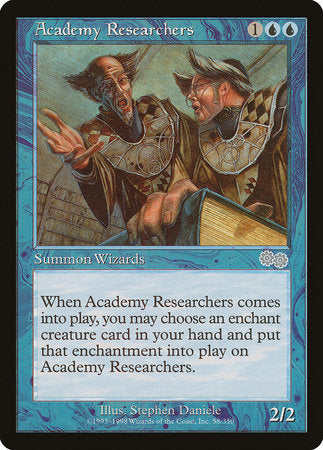 Academy Researchers [Urza's Saga] | Black Knight Games
