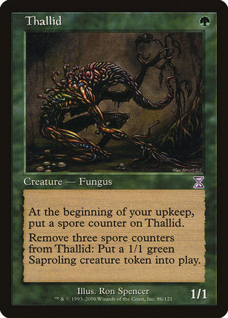 Thallid [Time Spiral Timeshifted] | Black Knight Games